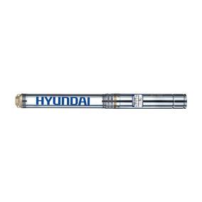 Bomba Sumergible Hyundai 1 Hp Pozo De 4 Salida 1 1/4 Noryl