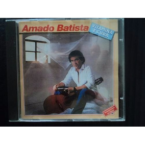 Cd Amado Batista - Vitamina E Cura - Original E Lacrado