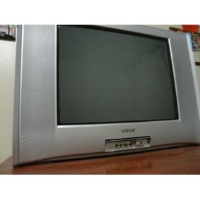 Televisor Sony Trinitron 21 Pulgadas Como Nuevo