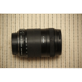Canon 18-135mm F/3.5-6.5 Is