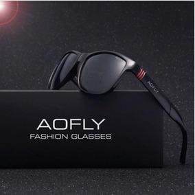 Óculos Sol Masculino Feminino Polarizado Aofly 8083 Barato be4b69676e