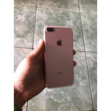 Iphone 7 Plus Rosê 128gb