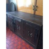 Mueble Cómoda Rustico Antiguo. Hogar Pimpinela