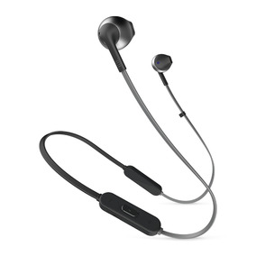 Fone De Ouvido Bluetooth Jbl T205 Bt Preto - Jblt205btblk