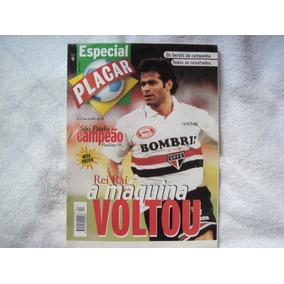 Pôster São Paulo Campeão Paulista De 1998