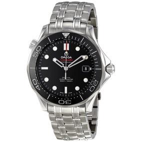 f69bda3ad9c Relogio Omega Seamaster Gmt Automatico - Relógios no Mercado Livre ...