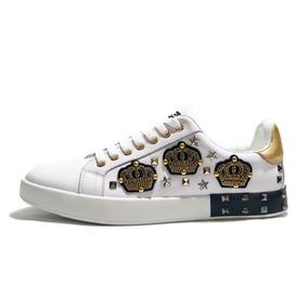 Tenis Dolce & Gabbana Tres Coronas Envío Gratis