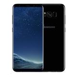 Samsung S8 + Plus 64gb Ram 4gb Libre De Fabrica - Negro