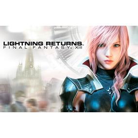 Final Fantasy Xiii Lightning Returns - Ps3 (digital)