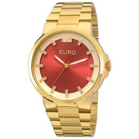 25b0d8d61a7 Relogio Ots - Relógio Euro no Mercado Livre Brasil