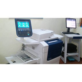 Impressora Digital Xerox X 570 + Servidor De Impressão Free