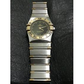 9b588e5abb5a Reloj Omega Constellation Dama Acero - Relojes en Mercado Libre México