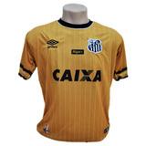 1189b43b81 Camisa Santos Barata - Camisa Santos Masculina no Mercado Livre Brasil