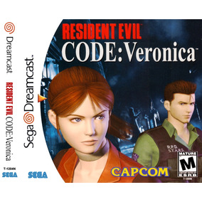 resident evil code veronica dreamcast iso