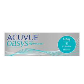 Lentes De Contacto Acuvue Oasys With Hydraluxe 1 Day