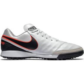 Chuteira Society Nike Couro - Chuteiras Nike de Society no Mercado ... 779f455ec8686