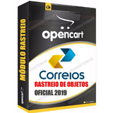 Opencart Rastreio De Objeto - Correios   Oficial + Brinde