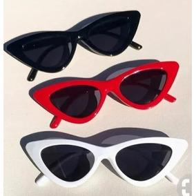 Óculos Feminino Retro Clássico Triangular Última Moda Barato efe199e6ab