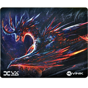 Mouse Pad Vx Gamer Dragon Vink