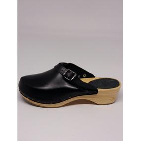 bcb49fce59a Zapatos Zuecos Madera Para Hombre - Zapatos en Mercado Libre México