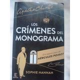 Libro Agatha Christie Los Crimenes Del Monograma (tienda)