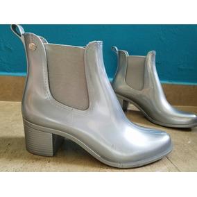 Botas Plasticas Lluvia Dama - Zapatos Mujer Botas en Mercado Libre ... c49027342f918