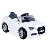Auto Batería Para Chicos Audi A3 12v Con Mp3 Control Remoto