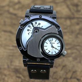 51fddd07bc6 Relogios Oulm Modelo 9591 - Relógios no Mercado Livre Brasil
