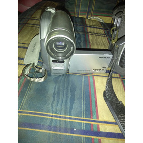Camara Video Filmadora Digital Hitachi 30x