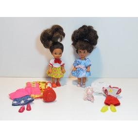 Barbie Kelly Morenas. Original Mattel1994