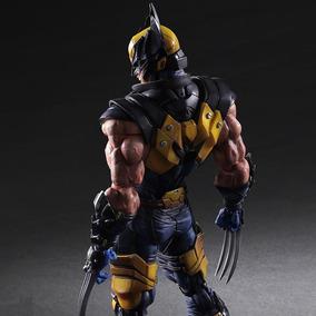 Marvel X-men Wolverine Figura De Acão Em Excelente Qualidade