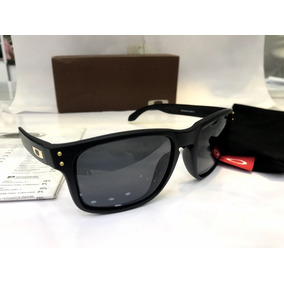 Óculos Sol Oakley Holbrook Preto Masculino 100% Polarizado e19694fcf0