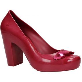 41a8c677b Scarpin Para Raio Vermelho Zaxy - Sapatos no Mercado Livre Brasil