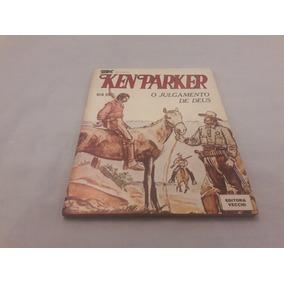 Gibi Ken Parker Nº 21 - Editora Vecchi - Julho 1980