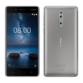 Celular Nokia 8 -cám.carl Zeiss -libre -1 Año Gtía + Regalo