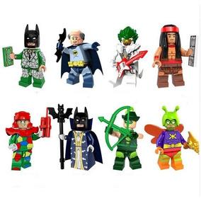 Batman Joker Arqueiro Verde Chefe Apache Mariposa Assassina