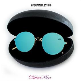 644ede223aa21 Óculos De Sol Original Femenino Proteção Uv 400 Fleur