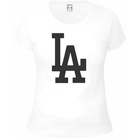 Camiseta Los Angel Feminina - Camisetas e Blusas para Feminino no ... 2d5d60d4a94