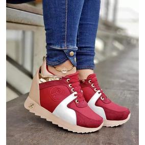 Zapatillas Con Taco Incorporado Nike - Ropa y Accesorios en Mercado ... 99990add24714