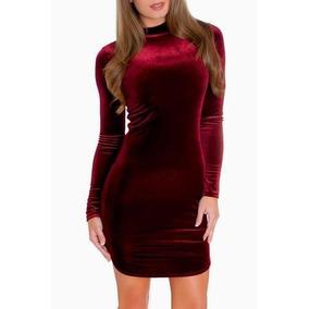 Vestidos Moda Terciopelo Lo Nuevo Velvet Fashion