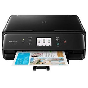 Impresora Canon Pixma Ts6120 Oficina Inalámbrica Todo En Uno