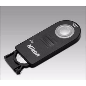 Ml-l3 Controle Remoto Nikon D3200 D3300 D5200 D5400 D5500