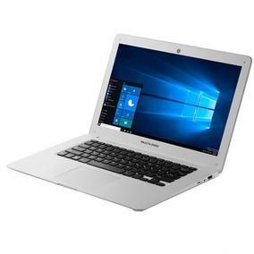 Notebook Multilaser Legacy Atom Intel Dual Core Tela Hd 14