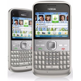 Celular Barato Nokia E5-00 5mp 3g Bluetooth - Somente Vivo