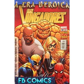 Hq Os Vingadores #92 Marvel Panini Setembro 2011