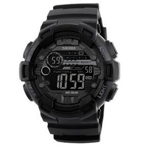 Relógio Digital Esportivo Skmei 1243 Shock Militar Original