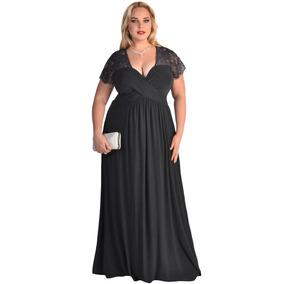 Vestido Increible De Moda Y301 Talla Extra