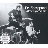 Cd : Dr. Feelgood - All Through The City (with Wilko 197...