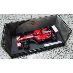 Hotwheels Ferrari F1 Michael Shumacher ´02 O 50 Lechugas