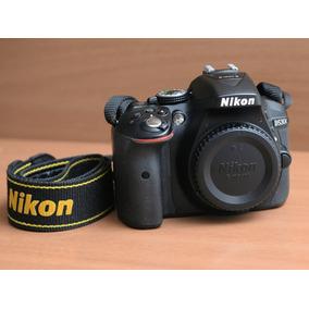 Nikon D5300 (só Corpo) Perfeita - 24mp Full Hd 36665 Cliques